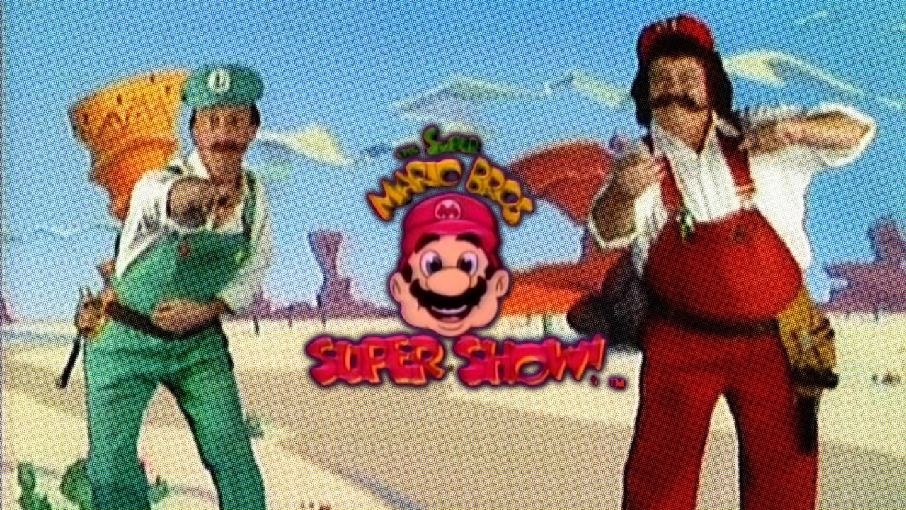 Cartone Super Mario
