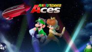 Mario Tennis Aces - 1° Torno Mario's Castle x Nintendoomed