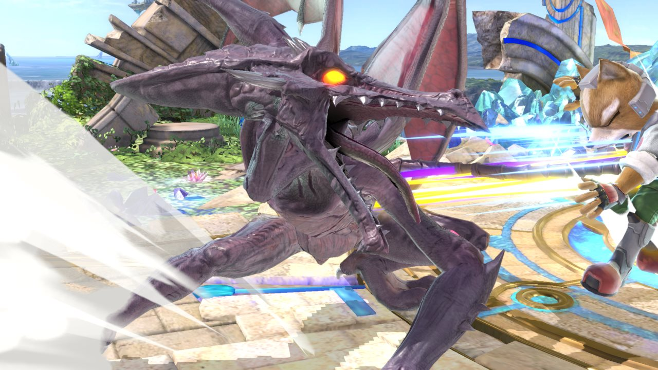Super Smash Bros. Ultimate Ridley