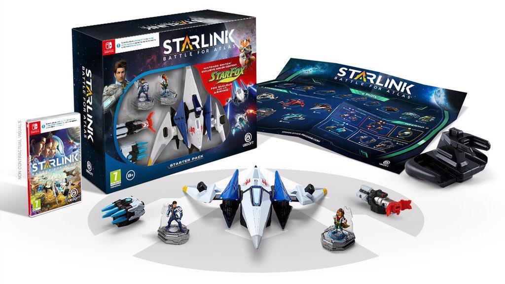 Starlink: Battle for Atlas Switch Starter Pack