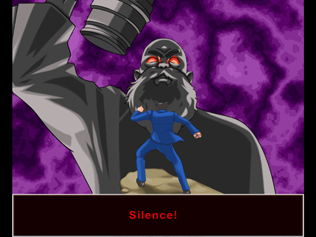 Nightmare Judge Nintendo