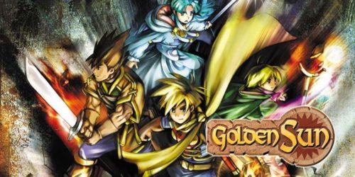 Golden Sun Trademark Nintendo