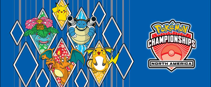 Pokémon TCG NAIC 2018