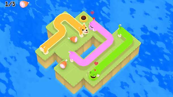Puzzle Puppers screen 1