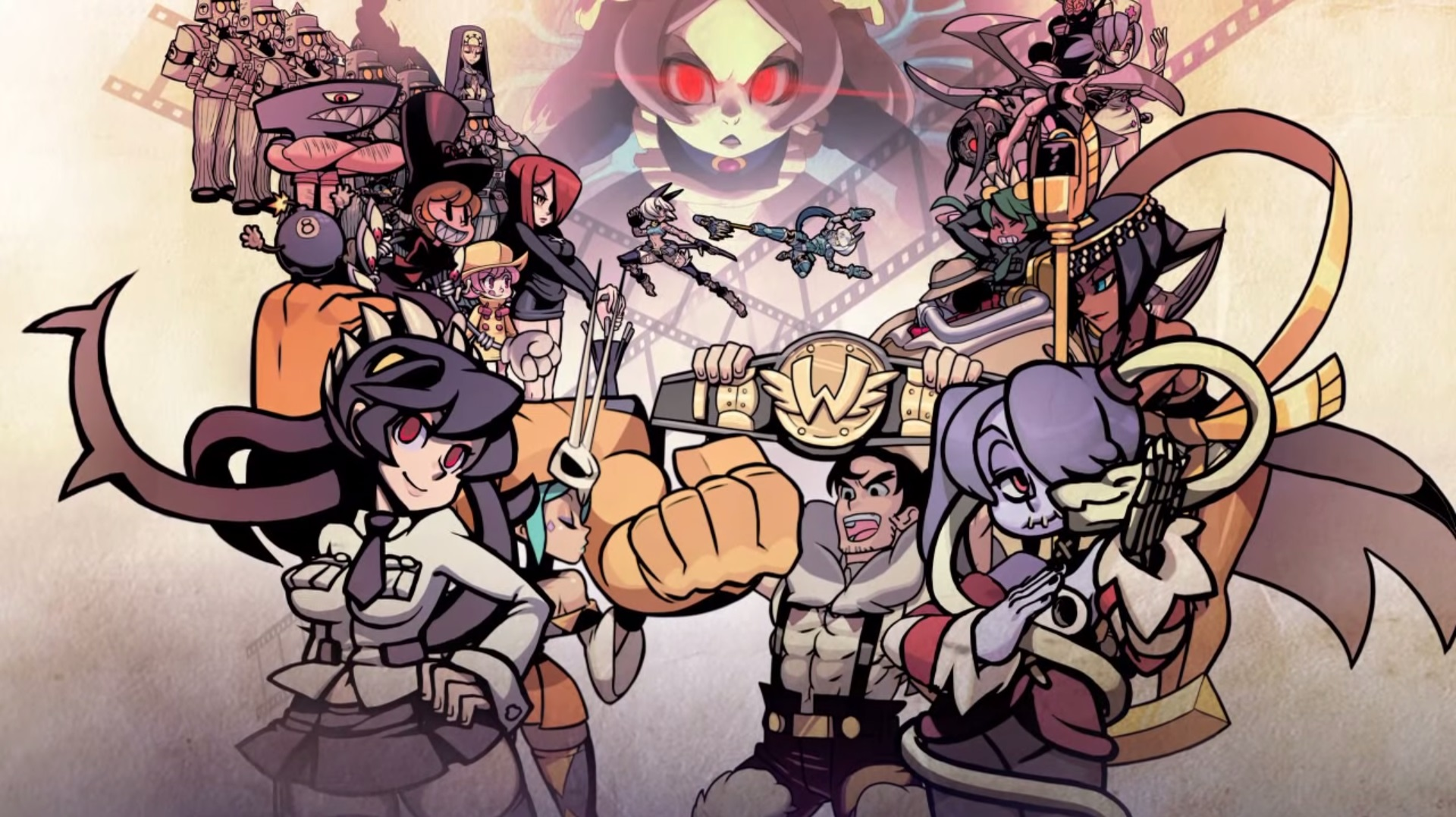 Skullgirls è ideato da Lab Zero Games