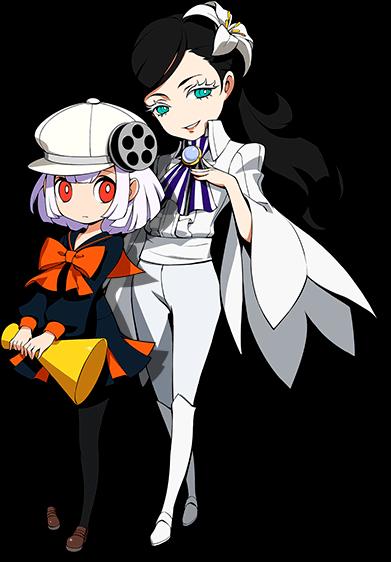 Persona Q2 Hikari Nagi
