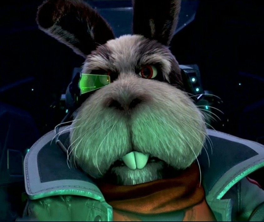 Peppy Hare in Starlink: Battle for Atlas