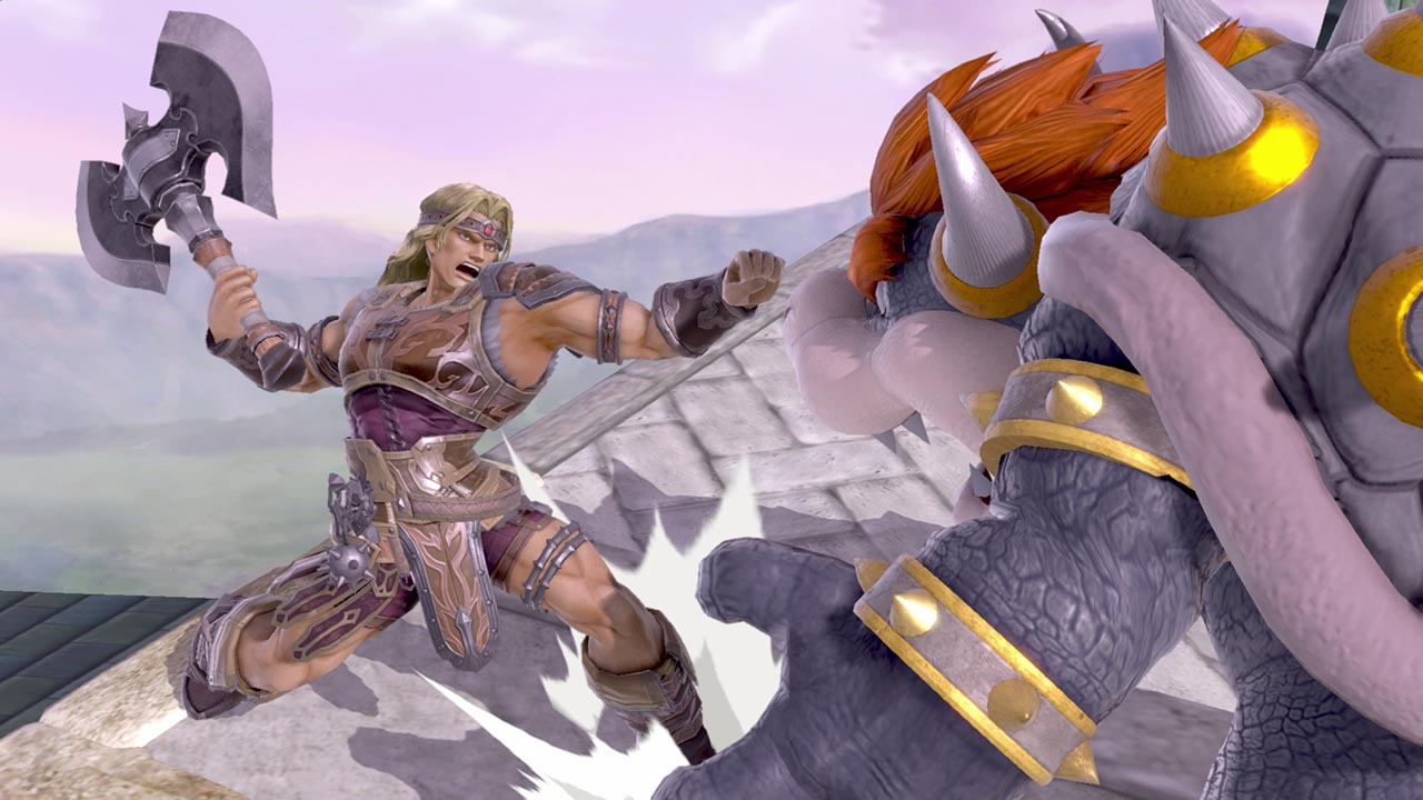 Super Smash Bros. Ultimate Simon Belmont
