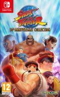 Cover di Street Fighter - 30th Anniversary Amazon