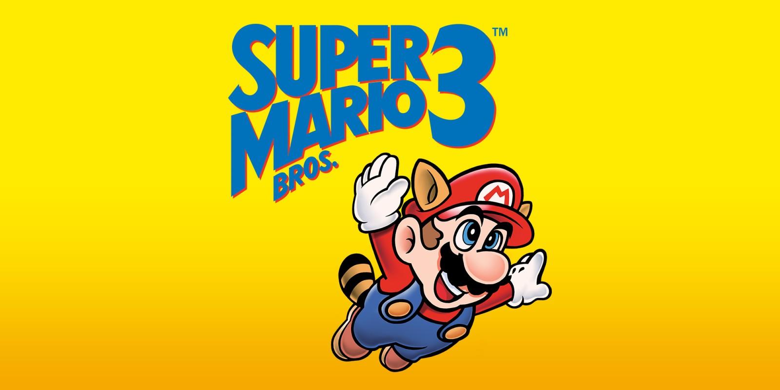 Super Mario Bros. 3 Nintendo Switch Online