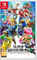 Cover di Super Smash Bros Ultimate Amazon