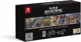 Cover di Super Smash Bros Ultimate - Limited Edition Amazon