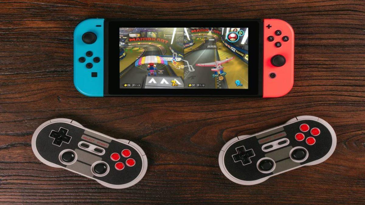 Nintendoomed Shop: controller alternativi per Nintendo Switch