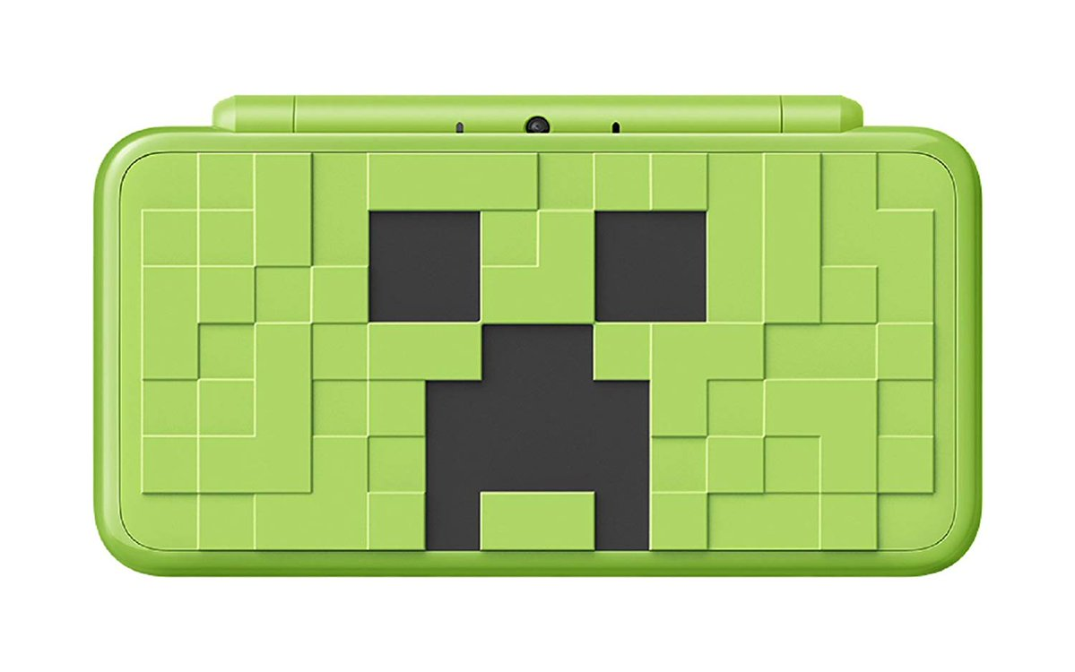 Minecraft New Nintendo 2DS XL