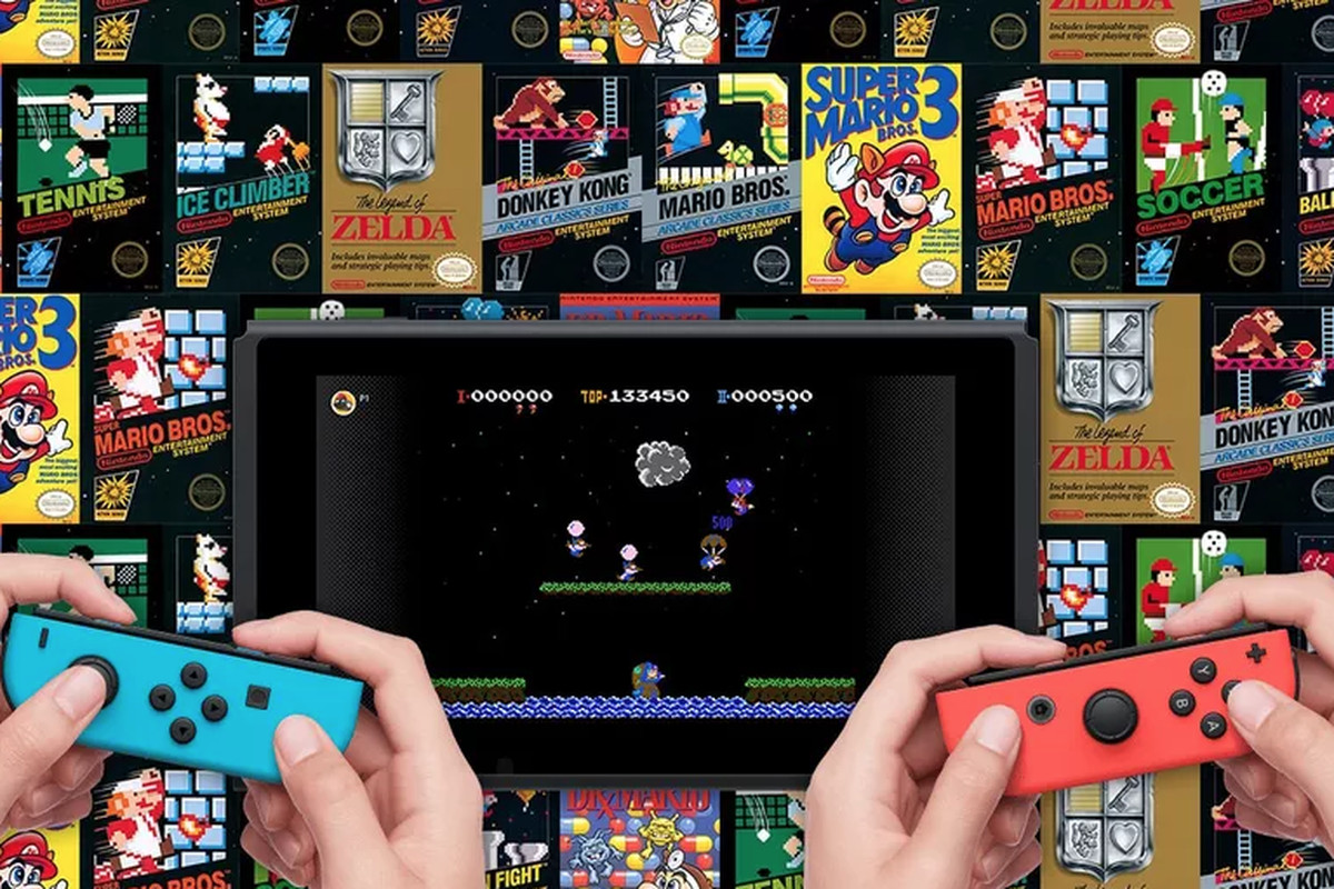 Nintendo Switch Online Giochi