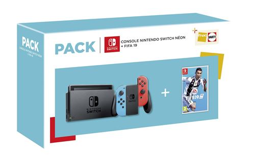 Bundle Switch FIFA 19