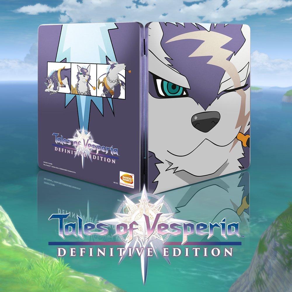 Tales of Vesperia: Definitive Edition Steelbox