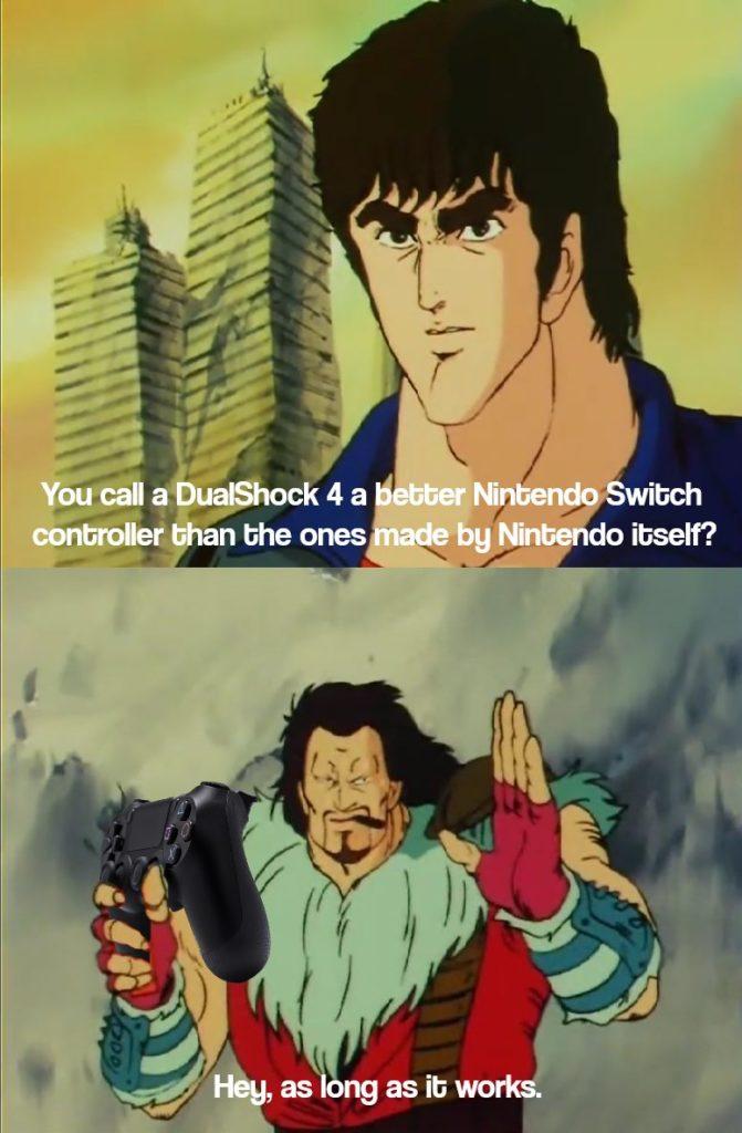 Dualshock 4 Meme