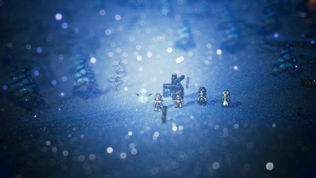 Square Enix Octopath Traveler
