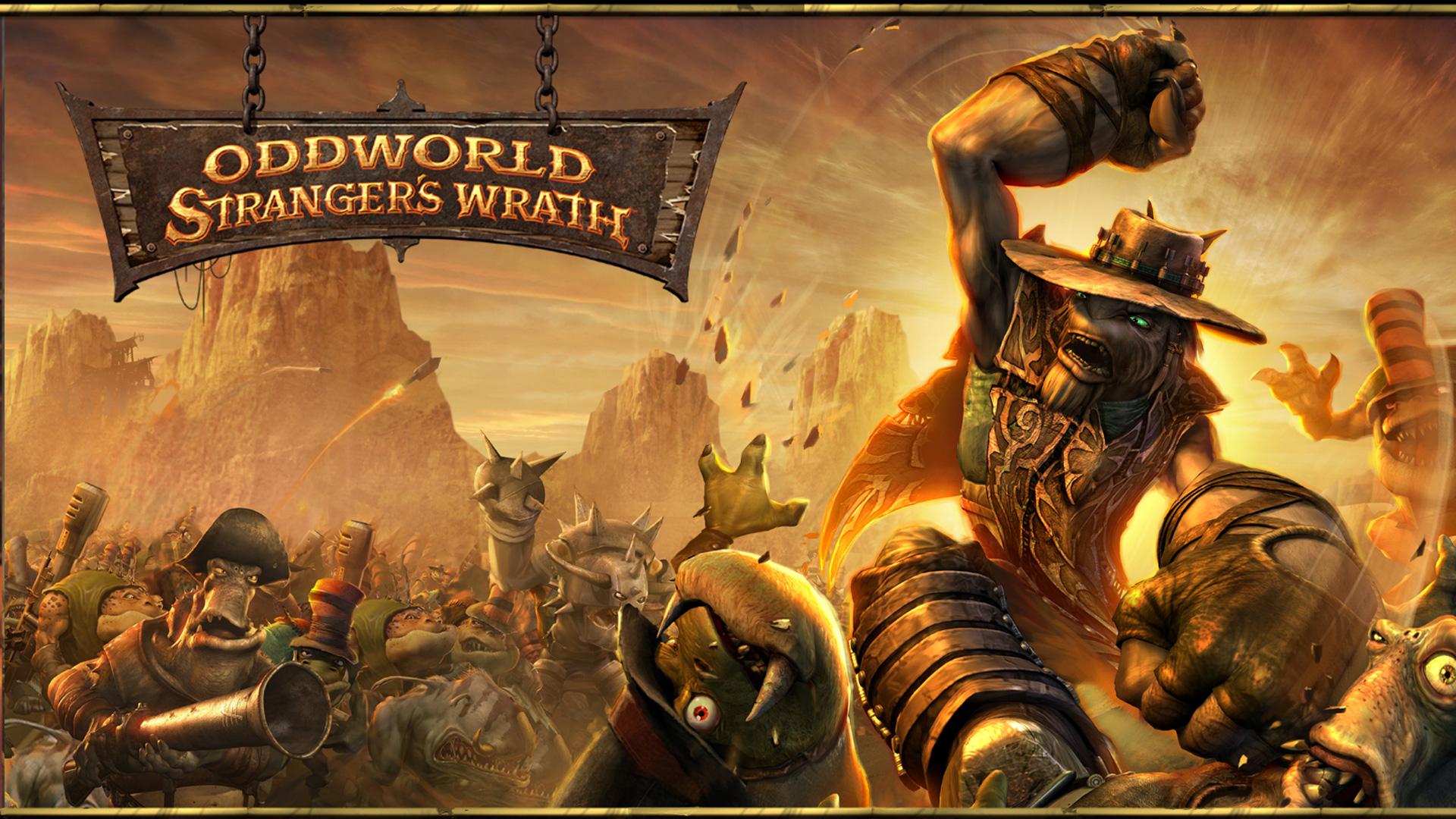 Oddworld: Stranger's Wrath HD locandina