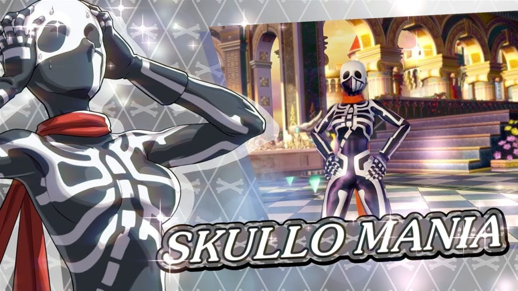 Cover Skullolady SNK Heroines Tag Team Frenzy