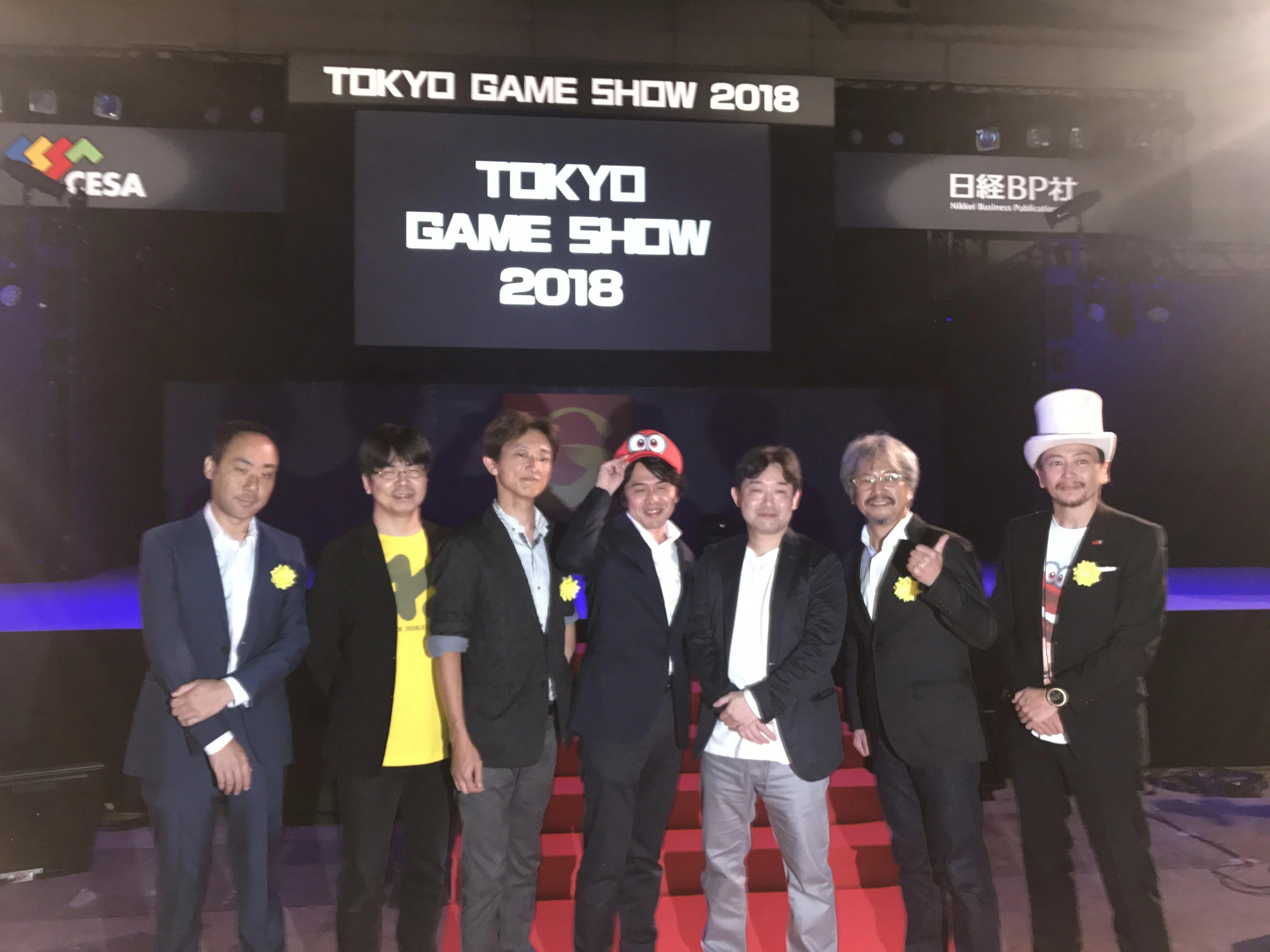 Vincitori Tokyo Game Show 2018