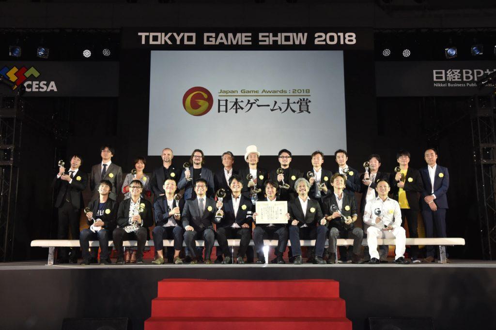 Vincitori Tokyo Game Show