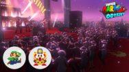 Super Mario Odyssey Evento Cover