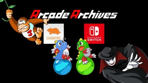 Arcade Archives