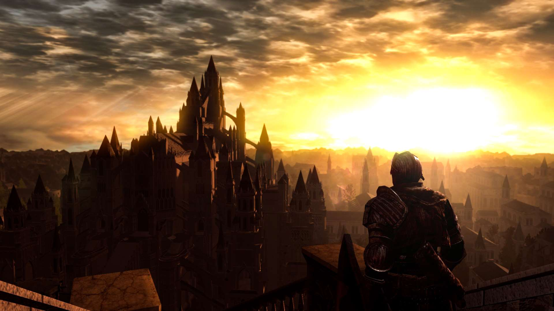 Dark Souls Remastered cover