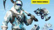 Fortnite: Deep Freeze Bundle Dover