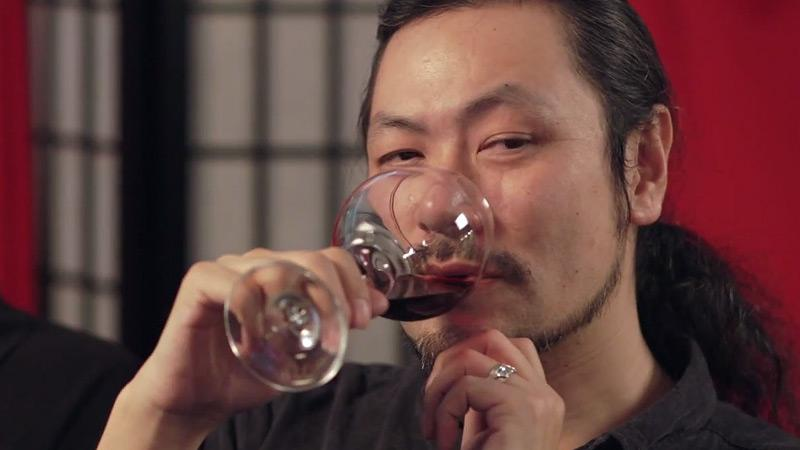 Igarashi Bloodstained winestained
