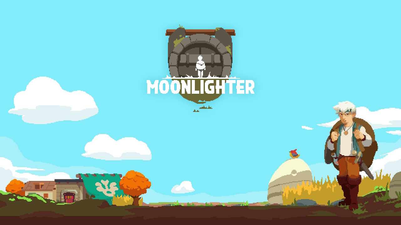 Moonlighter - Logo