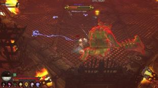 Combattimento in Diablo III: Eternal Collection
