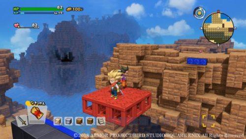 Dragon Quest Builders 2 Magne Blocks