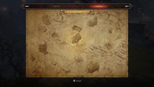 Mappa atto Diablo 3