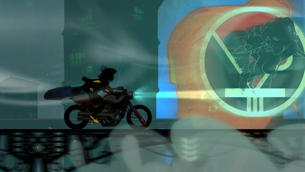 Transistor moto