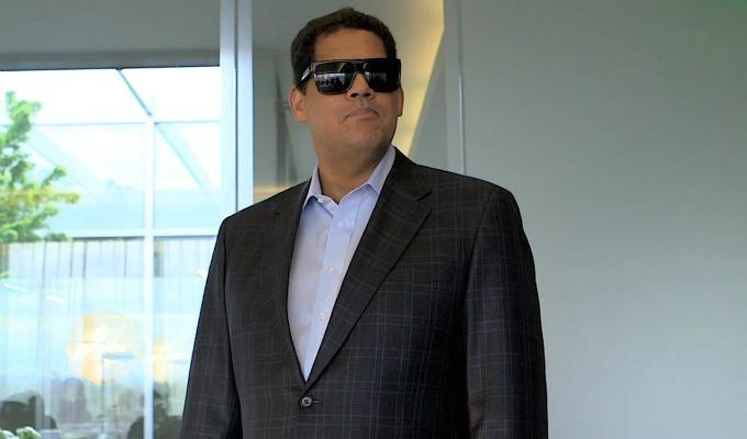 E3 2019 Reggie Fils-Aimé