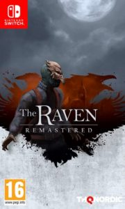The Raven Remaster Cover