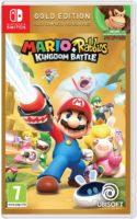 Mario + Rabbids Kingdom Battle - Gold - Nintendo Switch