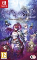 cover di Nights of Azure 2 : Bride Of The New Moon - Nintendo Switch
