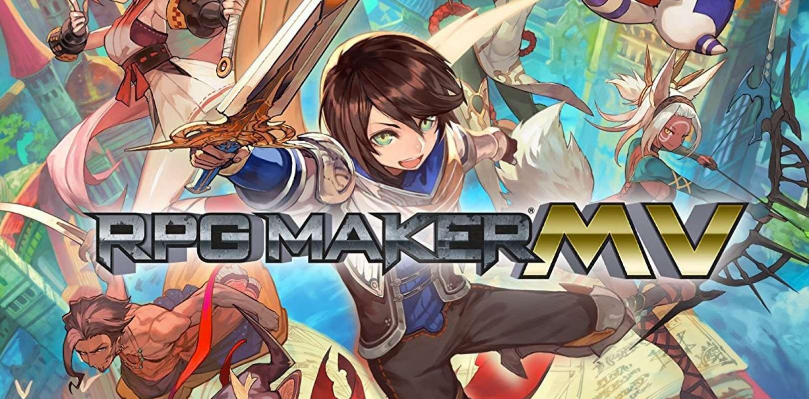 RPG Maker MV locandina
