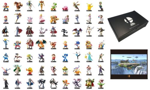 Super Smash Bros. Ultimate Amiibo Bundle