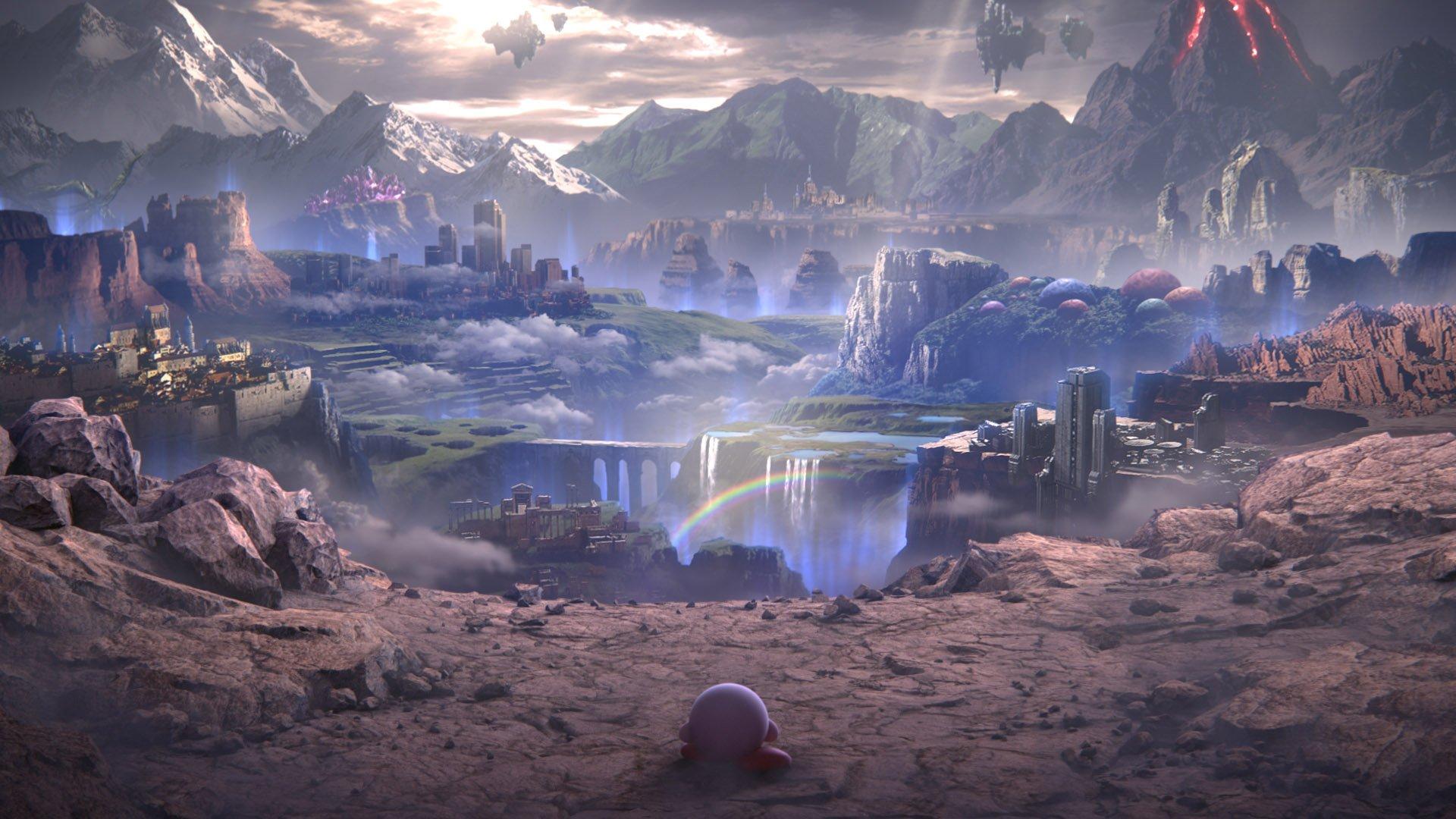 La Stella della Speranza Super Smash Bros. Ultimate