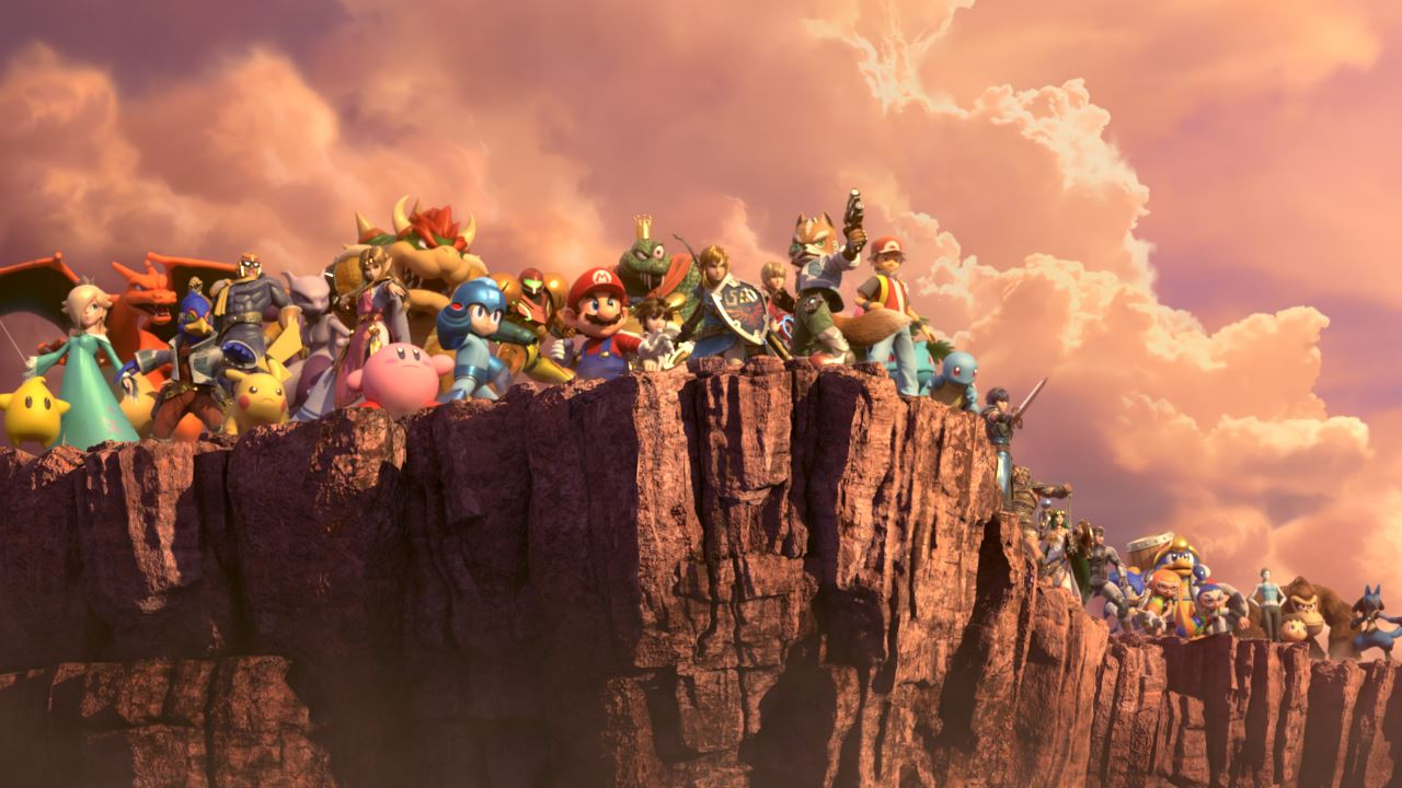 Super Smash Bros. Satoru Iwata