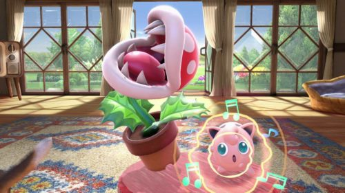 Super Smash Bros. Ultimate Piranha Plant