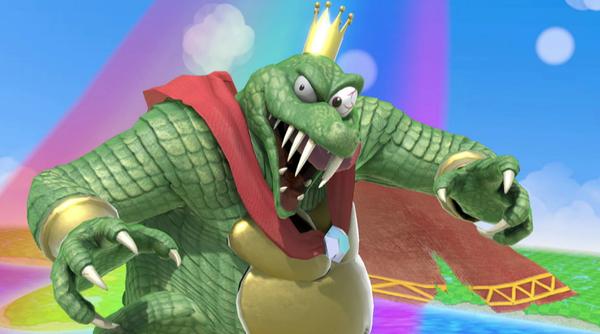 King K. Rool Super Smash Bros. Ultimate