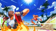 Windjammers cover Nintendo Switch Recensione