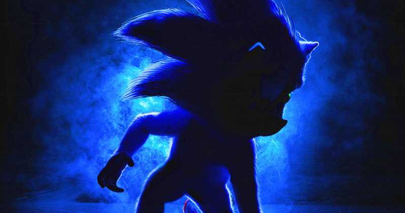 Sonic The Hedgehog FIlm Cover