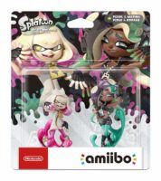 Scatola di  Nintendo Amiibo Alga E Nori - Splatoon 2 Collection - Limited